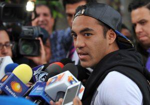 Marco será el segundo elemento azteca en vestir la playera de las Águilas, apodo del Eintracht, luego que Aaron Galindo jugó ahí en la campaña 2007-2008. Foto: Notimex