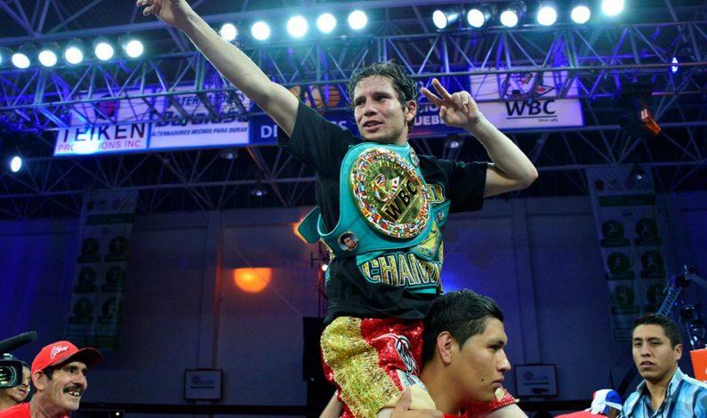 México cierra 2015 con siete campeones de boxeo