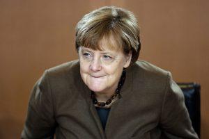 Time resaltó la influencia de Merkel para evitar la bancarrota de Grecia. Foto: AP