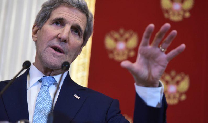Situación en Siria se agrava mientras Kerry busca frenar el conflicto