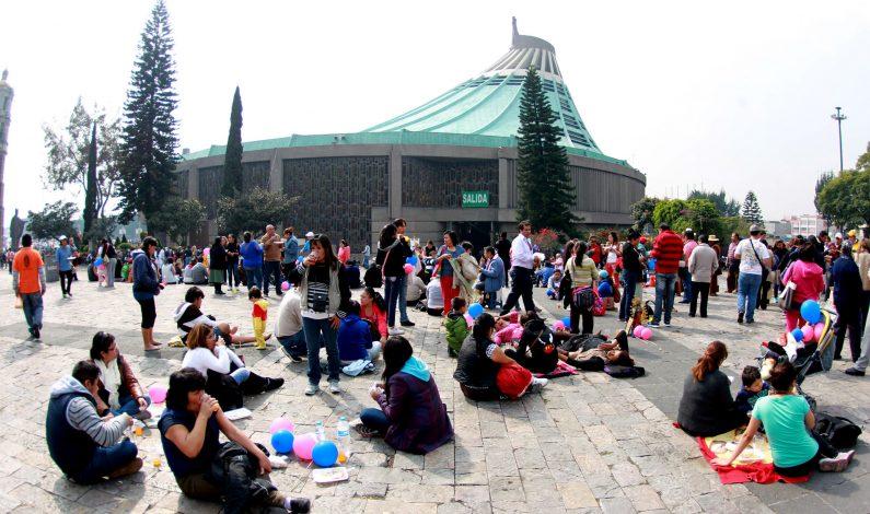 GDF listo para recibir a siete millones de peregrinos en la Basílica