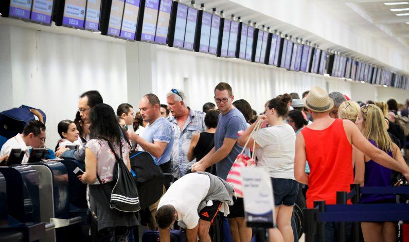 Será obligatorio pasar por escáner en aeropuertos de Estados Unidos