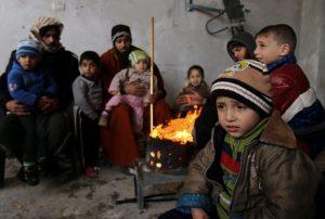 Más de 16 millones de infantes nacieron en 2015 en zonas de conflicto, lo que equivale a uno de cada ocho de todos los nacimientos registrados este año en el mundo. Foto: Notimex