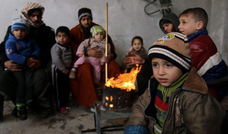 Nacieron 16 millones de infantes en zonas de conflicto en 2015: ONU