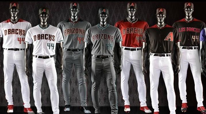 Los D-backs revelaron su nueva 'piel' para el 2016