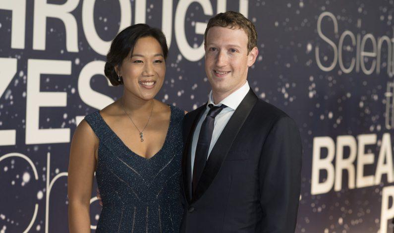 Mark Zuckerberg anuncia nacimiento de hija y donación millonaria