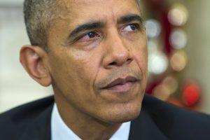 """Obama dijo a los periodistas que la propuesta es """"un ejemplo más de algo que no es estudiado y que se presenta para consumo político"""". Foto: AP"""