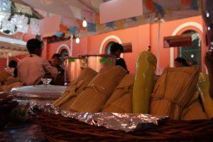 Aunque cada estado de México tiene su propio estilo, los tamales son uno de los principales platillos durante las fiestas. Foto: Notimex