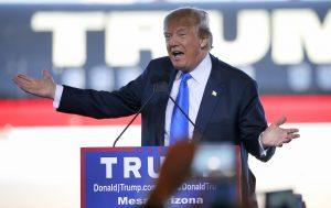 """Trump dijo a través de su cuenta de Twitter que """"o se lleva a cabo una nueva elección o se anulan los resultados de Cruz"""" en los comicios de Iowa. Foto: AP"""