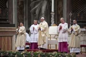 La visita del papa Francisco a México se realizará del 12 al 17 de febrero próximo. Foto: AP