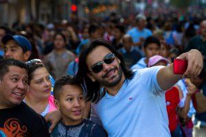 Según una encuesta 88 de cada 100 mexicanos pasa la celebración en familia. Foto: Notimex