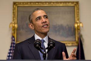 El presidente Barack Obama planea viajar a Nebraska el miércoles y a Louisiana el jueves para promover sus prioridades para 2016. Foto: AP.