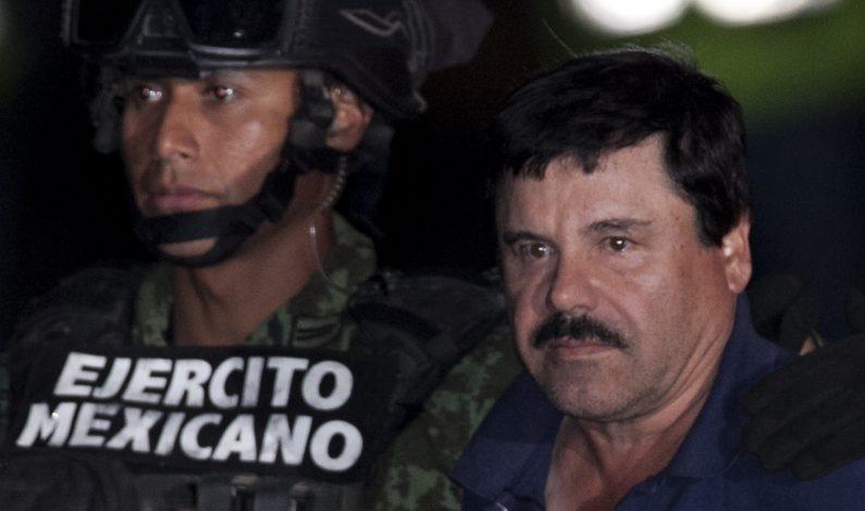 """Juez niega amparo a """"El Chapo"""" Guzmán frente a extradición"""