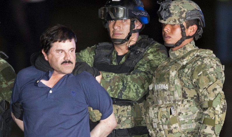"""Abogado: """"El Chapo"""" aún quiere que se haga película"""
