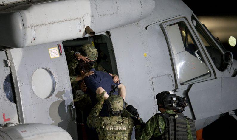"""Abogado: """"El Chapo"""" ha pedido acelerar extradición a EU"""