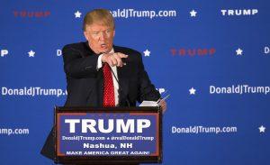 La consolidación del triunfo de Trump depende ahora del formulismo de completar el ciclo electoral interno, hasta la convención del Partido Republicano que se realizará en Cleveland en junio próximo.Foto: AP