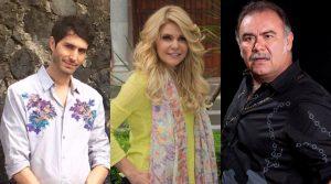 Dos importantes obras teatrales esperan a Benny Ibarra, Itati Cantoral y Jesús Ochoa. Foto: Especial