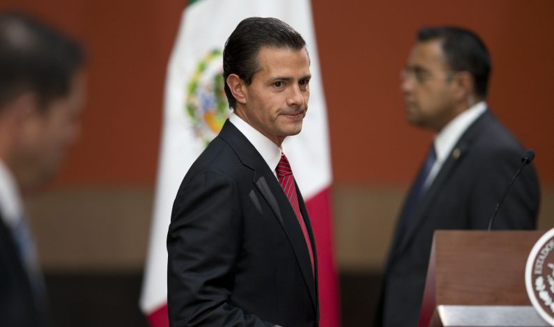 Peña Nieto expresa colaboración con el próximo presidente de EU