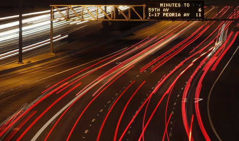 Cinco muertos por accidente vial en Phoenix