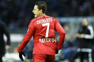 """""""Chicharito"""" ha marcado 19 goles en todas las competencias desde el verano pasado. Foto: AP"""