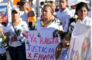 El asesinato de la alcaldesa Gisela Mota y la violencia que azota al país motivaron las declaraciones de diario británico. Foto: Agencia Reforma