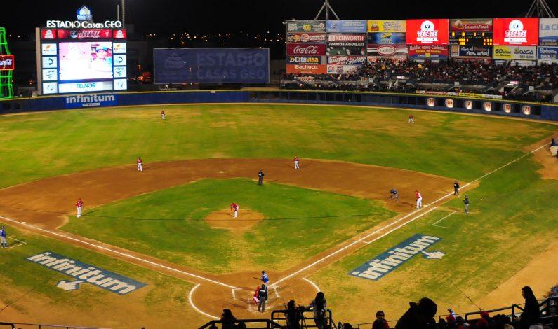Mexicali pega primero en la final del béisbol mexicano