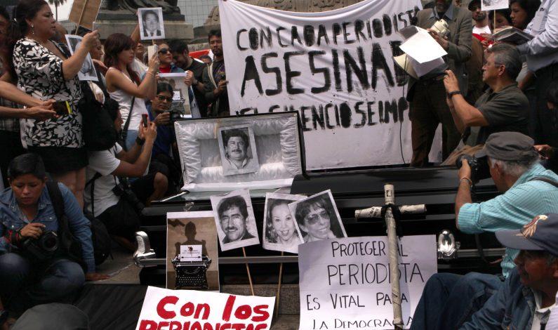 Condenan asesinato de periodista mexicano