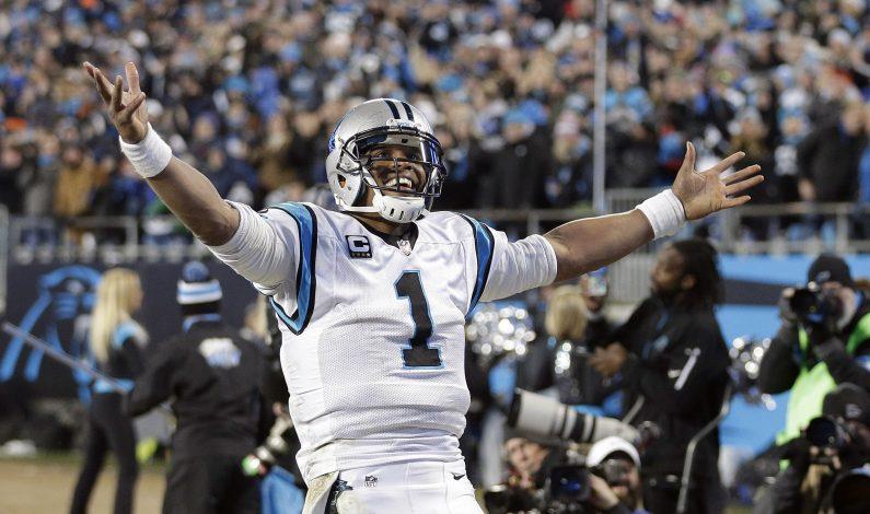 Newton y Panthers humillan a Cardinals y van al Super Bowl