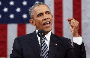 Barack Obama aseguró que su prioridad es terminar con la amenaza terrorista. Foto: AP