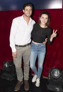 """Paulina Goto y Horacio Pancheri son los protagonistas de """"Un Camino Hacia el Destino"""". Foto: Cortesía de Televisa"""