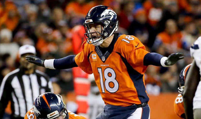Manning supera a Brady y Broncos galopan al Super Bowl