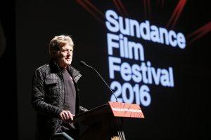 Robert Redford no deja de estar sorprendido por la manera en que el festival de Sundance ha crecido durante las últimas tres décadas. Foto: AP