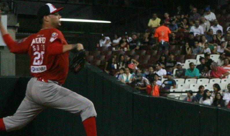 Mazatlán empata 1-1 la serie final del béisbol mexicano