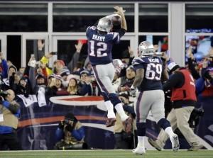Nueva Inglaterra es uno de los equipos favoritos para ganar el próximo Super Bowl. Foto: AP