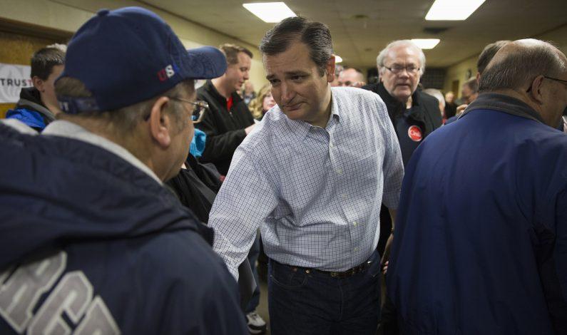 Cruz y Clinton piden bajar el tono de cara a primarias en Iowa