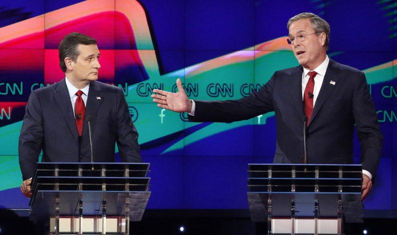 Tensión entre Cruz y los Bush revela divisiones republicanas