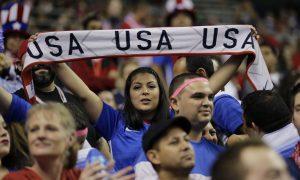 Los aficionados de Estados Unidos podrán ver a su selección en el partido inaugural, en Santa Clara, California. Foto: AP