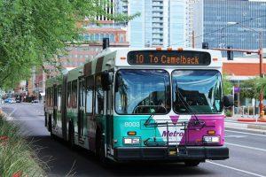 En total 34 rutas de transporte public estaban en riesgo de ser suspendidas debido a la amenaza de huelga. Foto: Cortesía