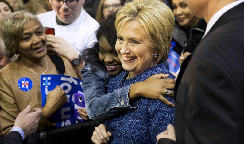 Las primarias quedan en manos de Trump; Clinton gana en Nevada