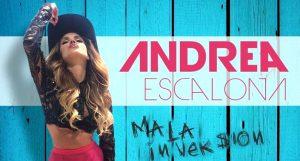 Andrea va GÇ£duro y contra ellosGÇ¥ en su debut como cantante. Foto Cortesi¦üa