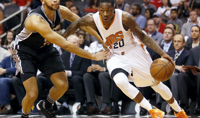 Mills emboca 6 triples y Spurs derrotan a Suns