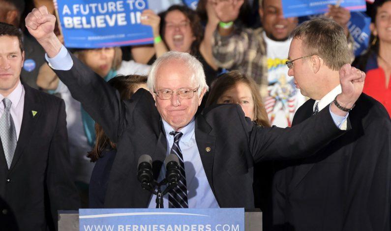 Bernie Sanders viene a Phoenix para impulsar su candidatura