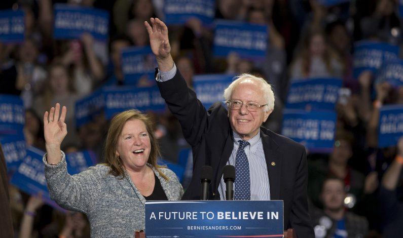 """Sanders: tengo """"la oportunidad de hacer historia"""""""