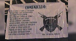 Las autoridades mexicanas indagan la veracidad del nuevo grupo criminal. Foto: Tomada de Twitter