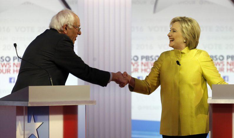 Se recrudece guerra retórica entre Sanders y Clinton