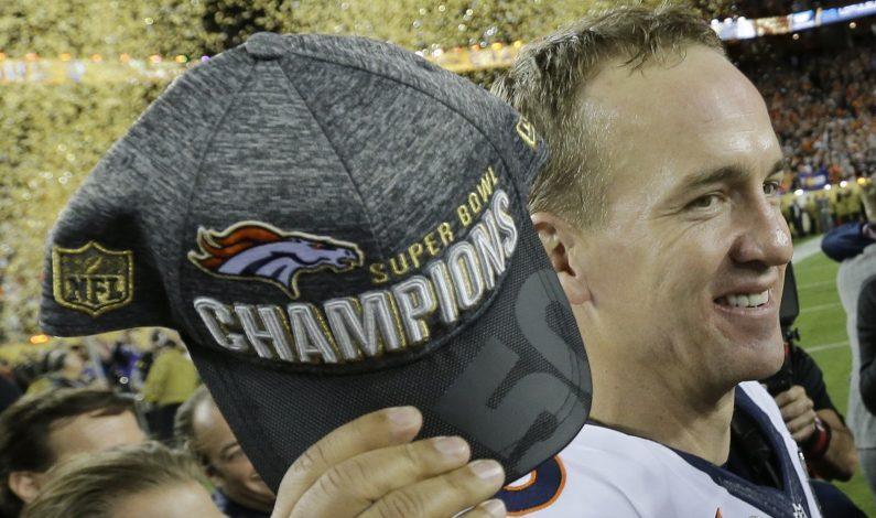 Denver y su defensiva se impone a Carolina en el Super Bowl
