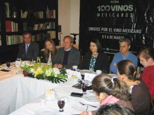 El Presidente de la Asociacio¦ün de Vitivinicultores, Ignacio Caldero¦ün dijo que  Quere¦ütaro se ubica como la tercera entidad de mayor produccio¦ün de vino en el pai¦üs. Foto Cortesi¦üa