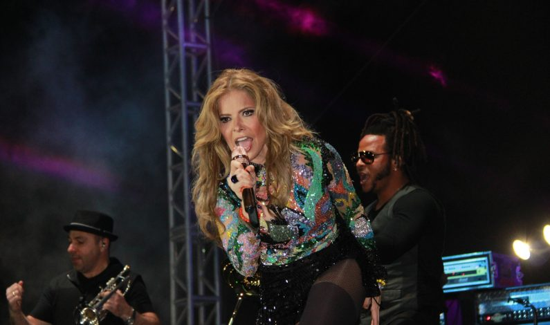 Gloria Trevi vuelve al Celebrity Theatre