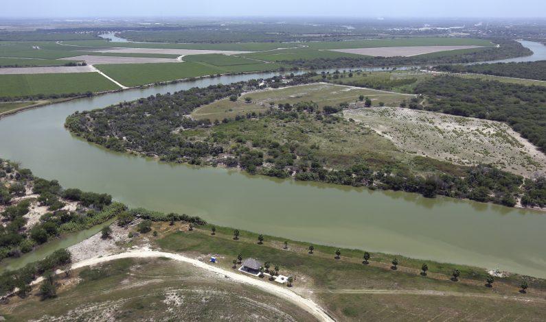 México cubre desabasto de agua en el fronterizo río Bravo