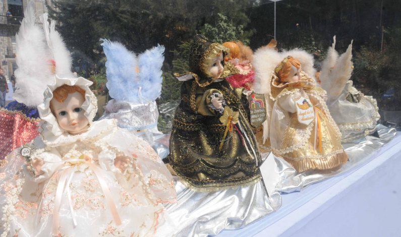 Vestir al Niño Dios, una tradición de amor